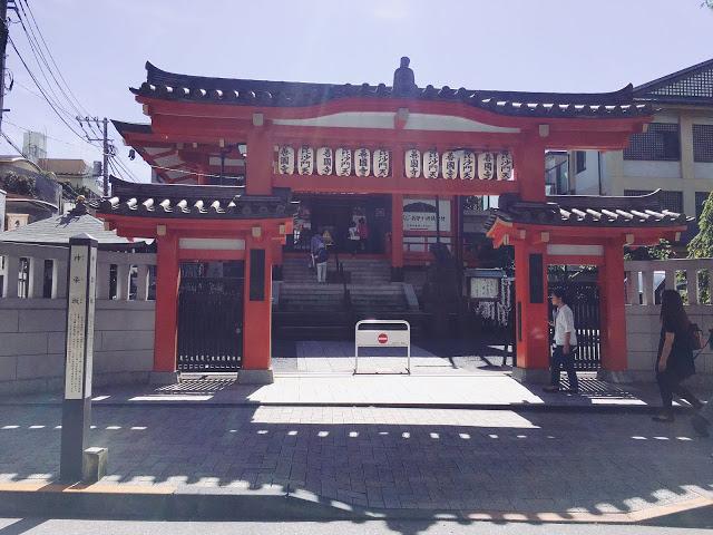 毘沙門天 神社