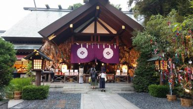Photo of 東京大神宮–東京第一戀愛神社-好想談場浪漫戀愛!