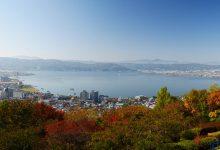Photo of 動畫電影–你的名字(君の名は)聖地巡禮part1-諏訪湖篇