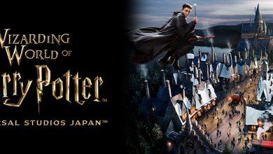 Photo of 環球影城「哈利波特魔法世界」夜晚城堡秀「霍格華茲魔法之夜」升級再現