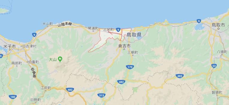 北榮町位置