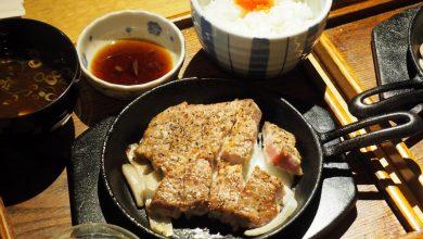 Photo of (福岡)必吃美食推薦–「豚ステーキ 十一」–廣受在地人喜愛的鮮嫩多汁烤豬排定食