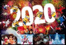 Photo of 日本環球影城「環球跨年派對2020」–26小時放題玩到飽!