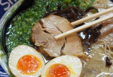 Photo of (福岡)在地豚骨拉麵4選推薦~~濃厚滋味的代表、豚骨拉麵的起源地!