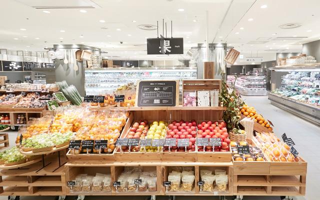 Photo of 無印良品MUJI新型店鋪又一店–無印良品居然也有賣水果?
