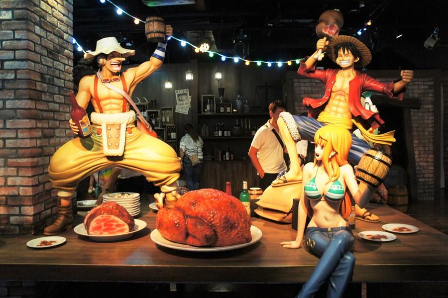Photo of 東京鐵塔海賊王主題樂園–門票、交通、周邊商品、餐廳總整理