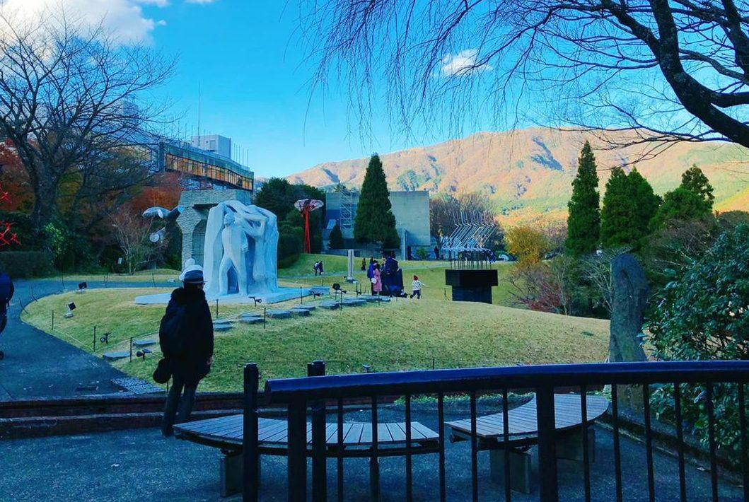 Photo of 《箱根.輕旅行》箱根湯本、雕刻之森美術館–交通、美食、伴手禮