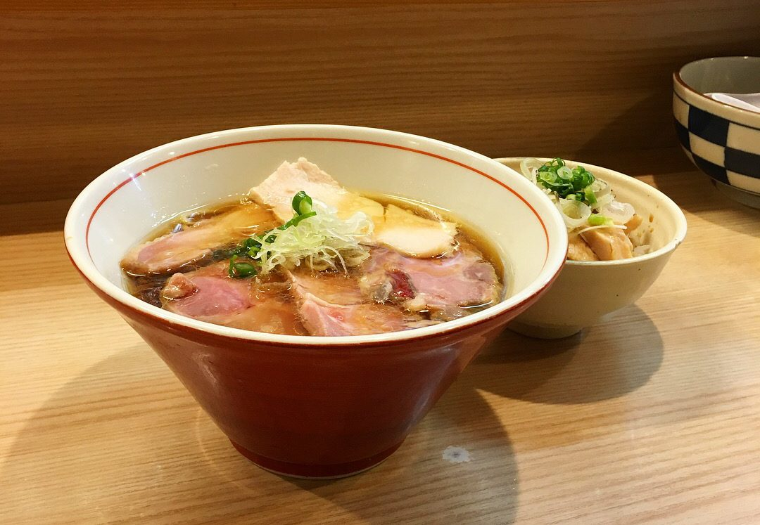 Photo of 大阪京都必吃拉麵6選推薦–麺屋 猪一、大阪 麵哲、麺や福はら還有….