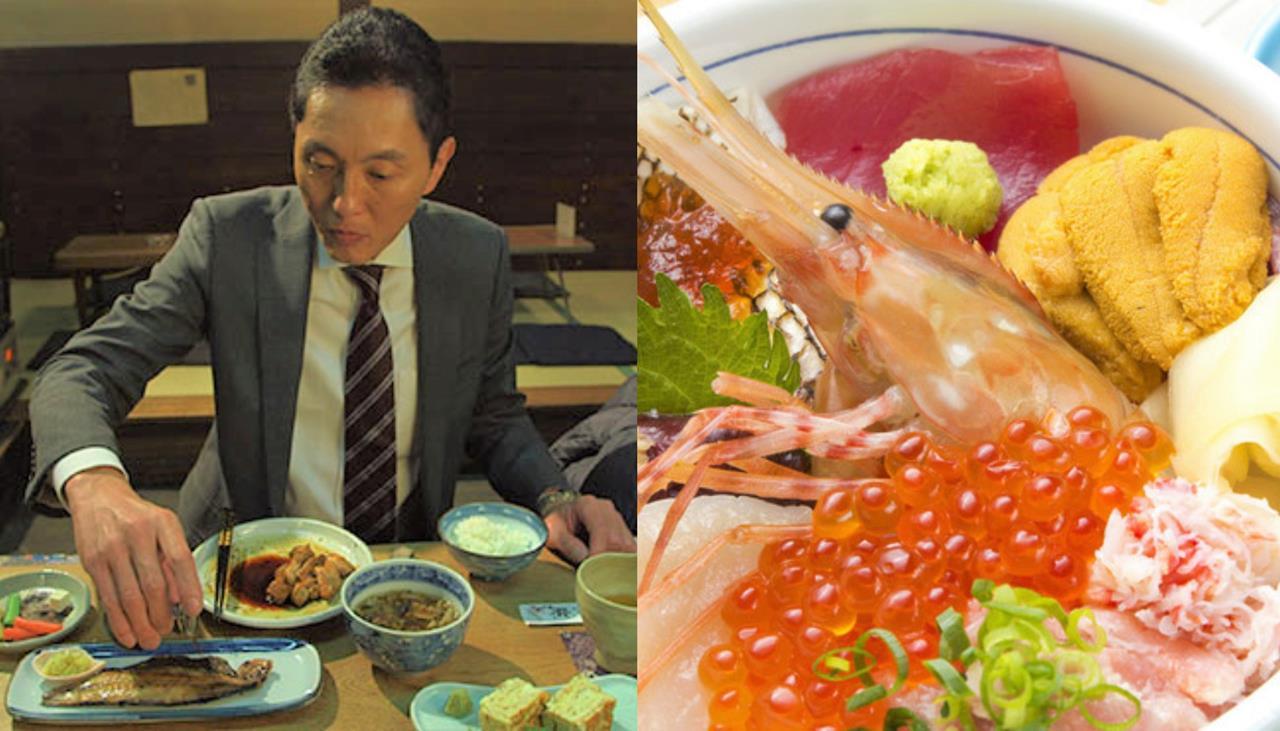 Photo of 日劇《孤獨的美食家》出差篇:跟著五郎到福岡、大阪、名古屋、北海道大啖當地美食吧!(更新)