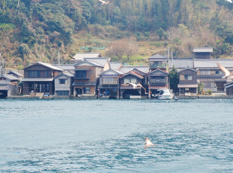 Photo of 京都近郊景點推薦–坐巴士輕鬆遊天橋立、伊根舟屋、美山茅屋之里