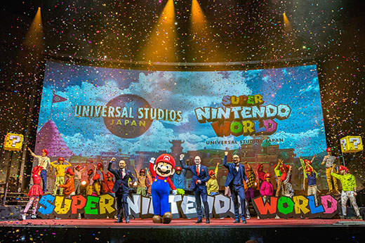 Photo of 大阪環球影城「超級任天堂世界」玩法大公開