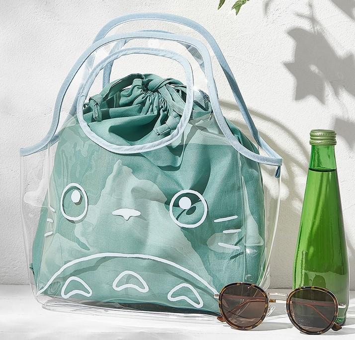 Photo of 2020日本郵局龍貓周邊商品!大龍貓防水雙層手提袋、還有….