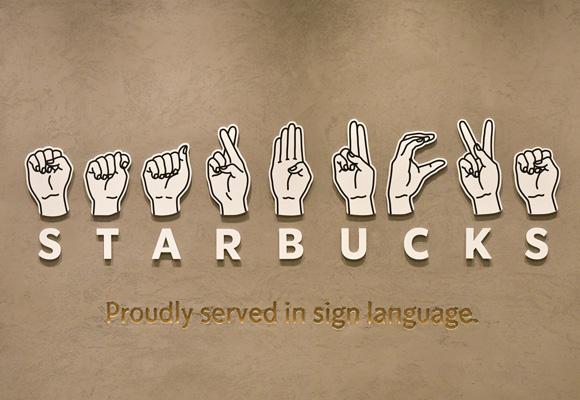 Photo of 用手語溝通的星巴克!?東京暖心手語Starbucks Signing Store nonowa