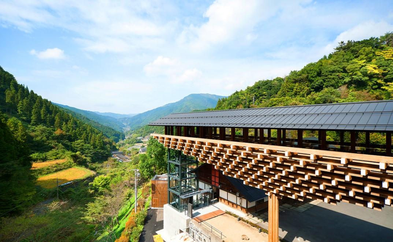 Photo of 隈研吾粉絲必去朝聖地 – 高知縣「隈研吾的小小博物館」2020年開幕了!