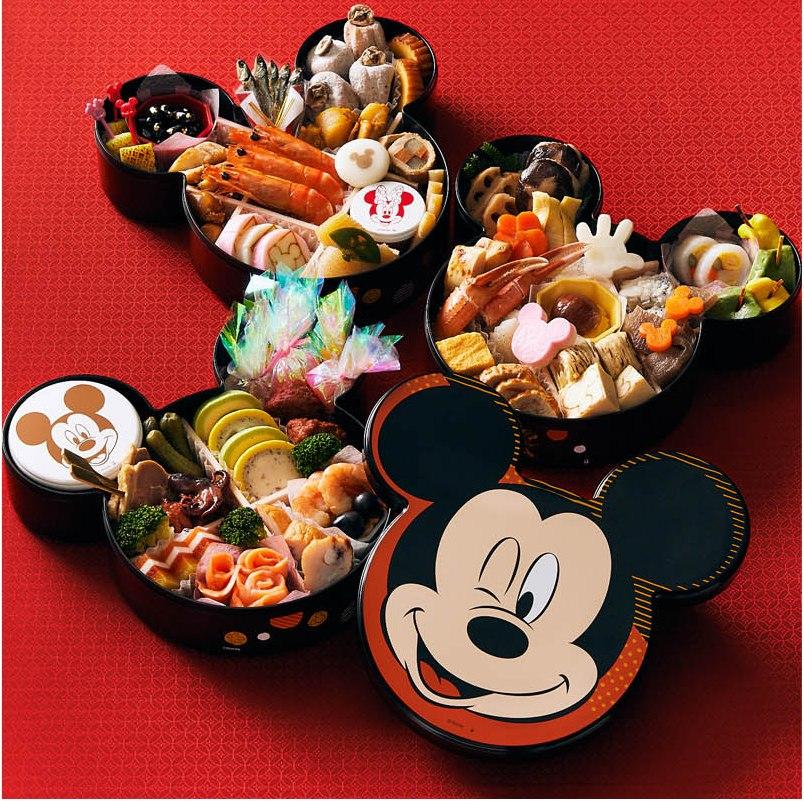 Photo of 2021年日本豪華年節料理開始預購了!除了小小兵、迪士尼之外還有……