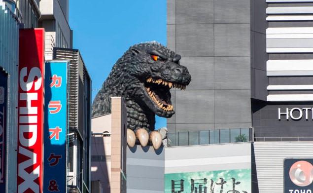 Photo of 不只在東京新宿!全新淡路島哥吉拉主題設施等,4個日本哥吉拉打卡景點!
