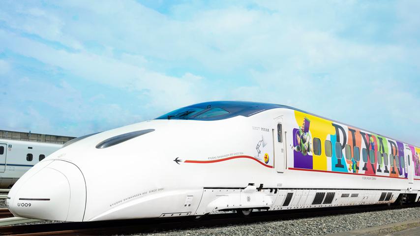 Photo of 搭乘鬼滅之刃、皮克斯PIXAR等列車遊歷日本吧~2020年4條全新主題電車線