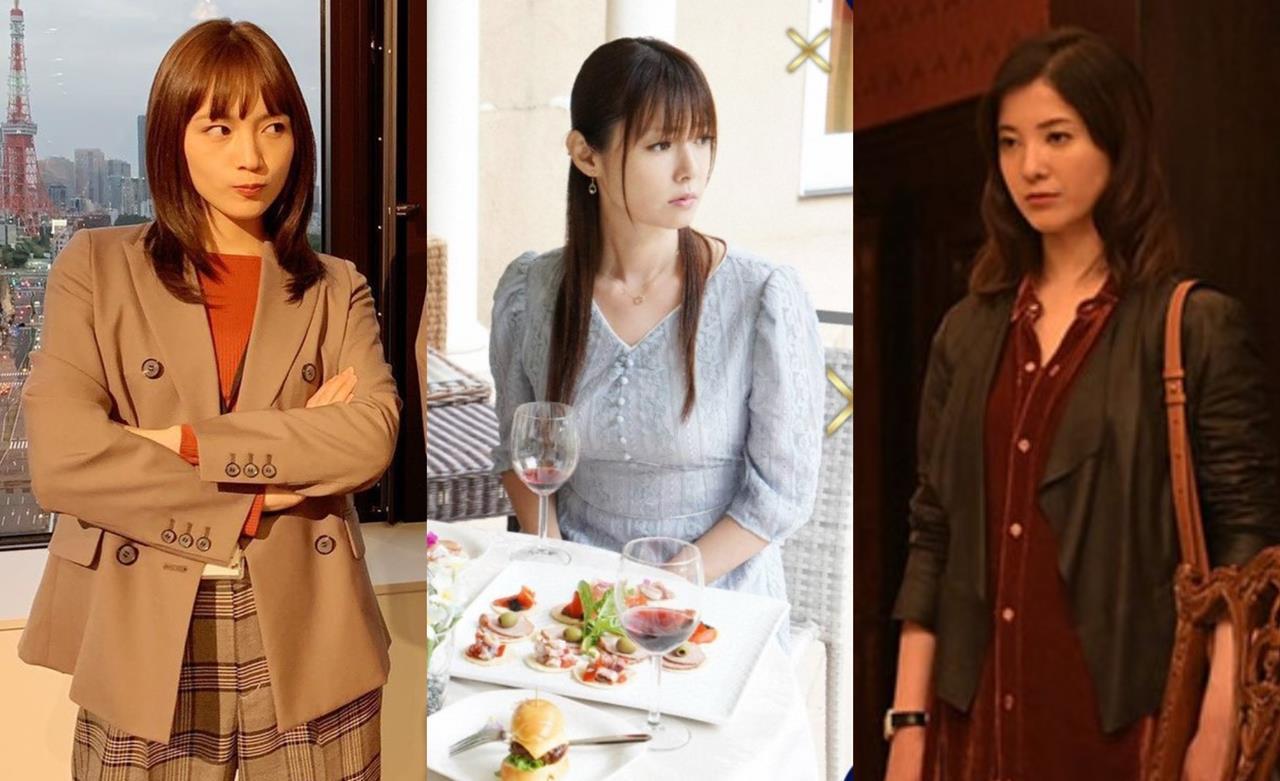 Photo of 跟著日本女星深田恭子、吉高由里子等學穿搭,日系打扮讓你秒變日劇女主角!