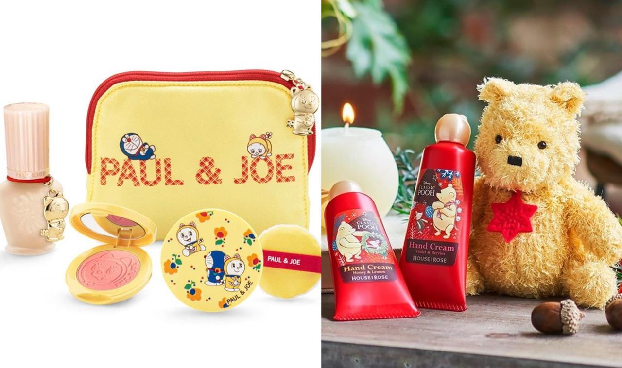 Photo of 聖誕禮物送什麼?推薦4款迪士尼、哆啦A夢等日本聯名聖誕美妝商品,女生必定高興!