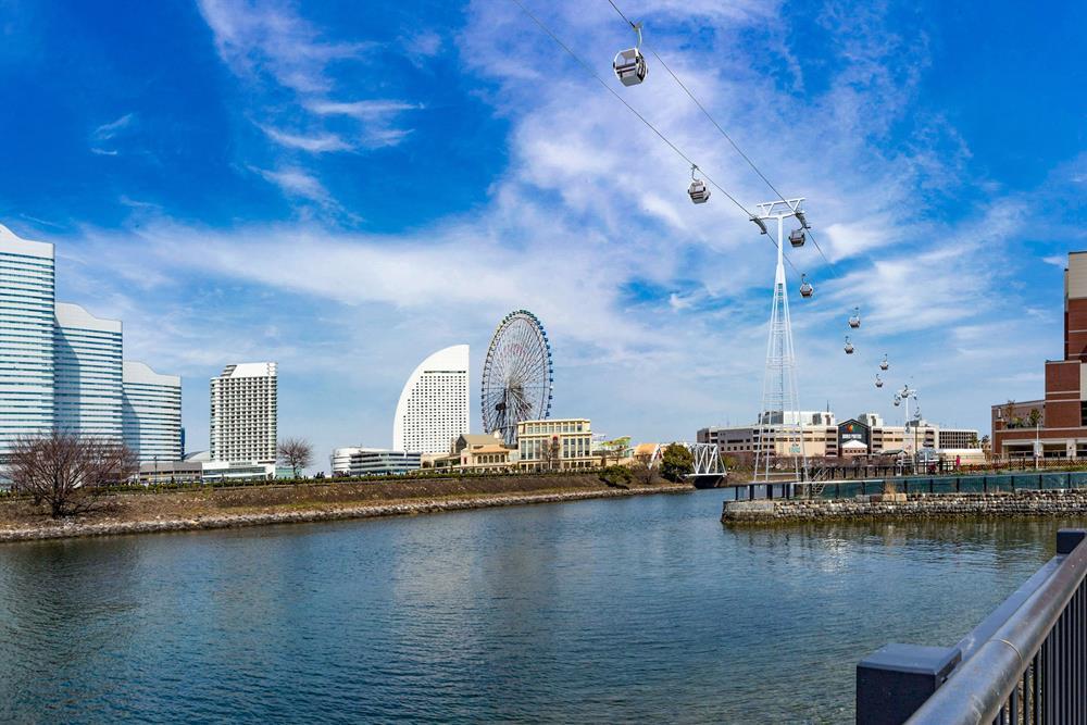 Photo of 在橫濱可以搭纜車觀光?全新纜車「YOKOHAMA AIR CABIN」2021年4月開幕!周邊有什麼景點?