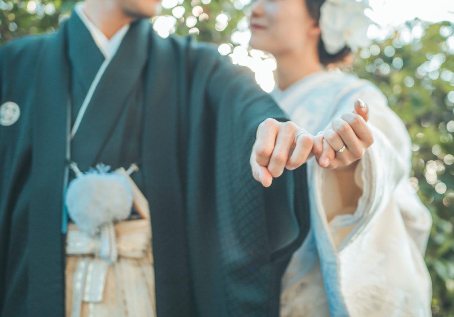 台日戀情-結婚